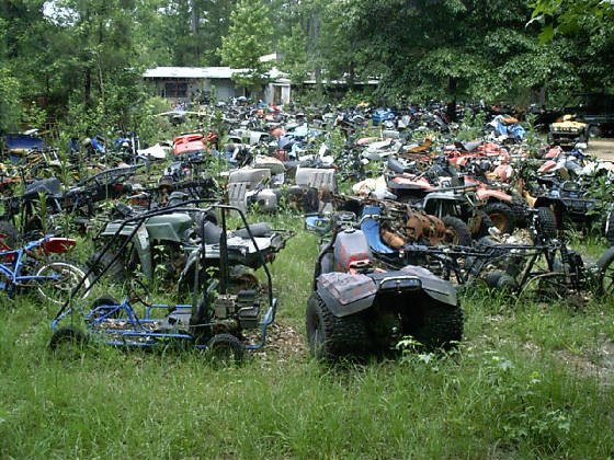 Used Motorcycle Parts Motorcycle Salvage Yards Used Atv